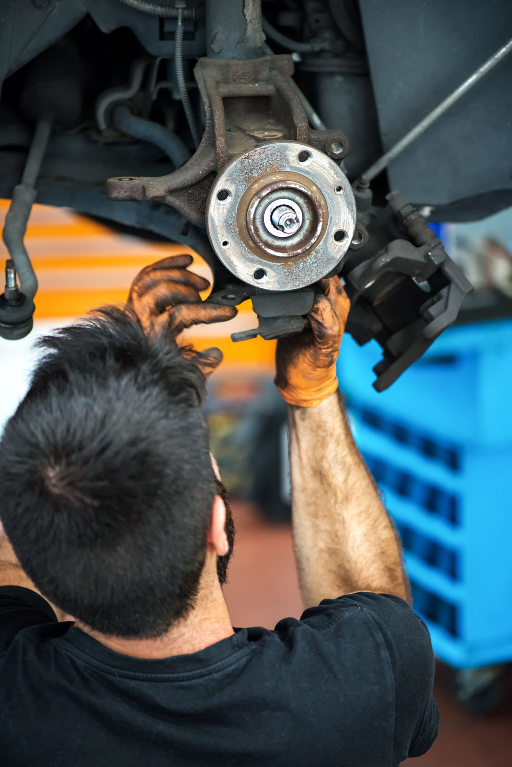 Complete Auto Care brake repair service in Rock Hill, SC