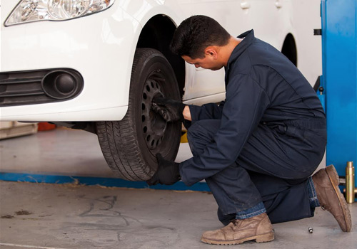Complete Auto Care Tire Rotation in Rock Hill, SC